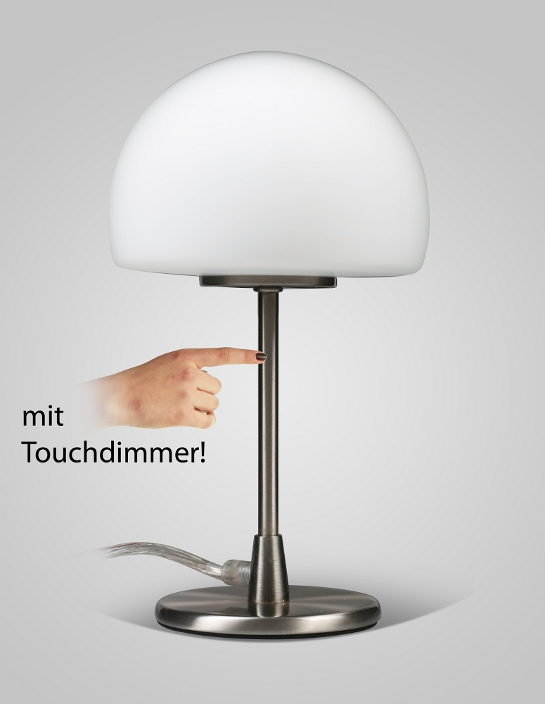 lampe schreibtischlampe tischlampe lampen touch dimmer ebay. Black Bedroom Furniture Sets. Home Design Ideas